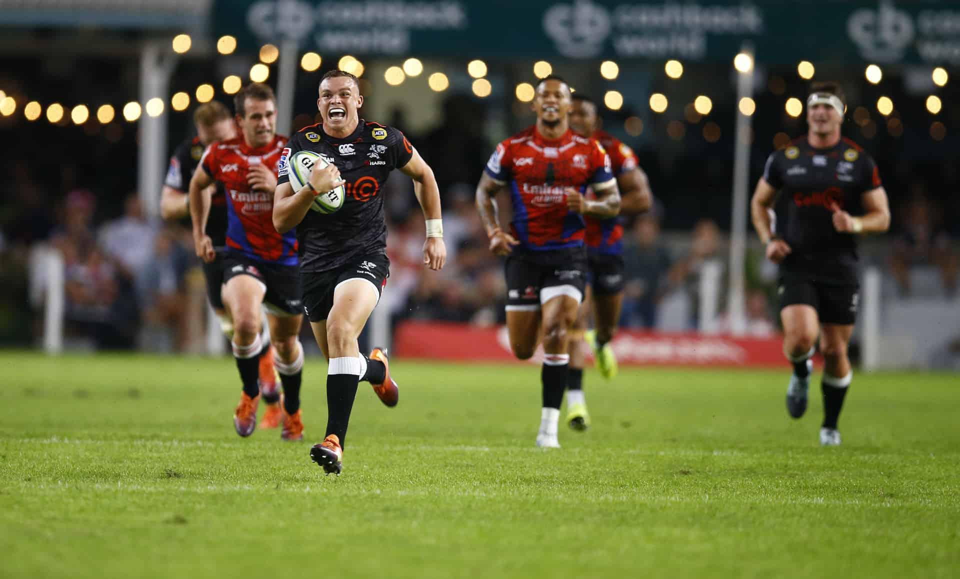 Sharks Curwin Bosch Super Rugby Unlocked